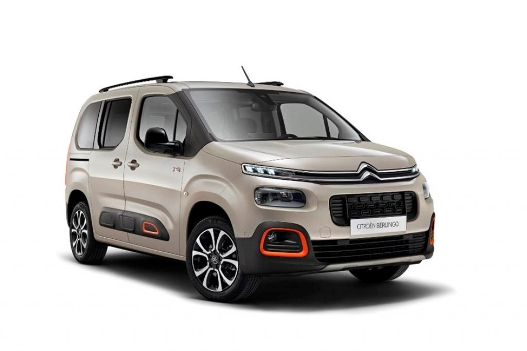 CITROEN BERLINGO XL 7 PLAZAS - GRUPO J